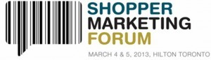 Great two days at the Shopper Marketing Forum