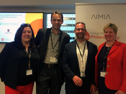Aimia's 2016 Data Philanthropy Event: Going Global
