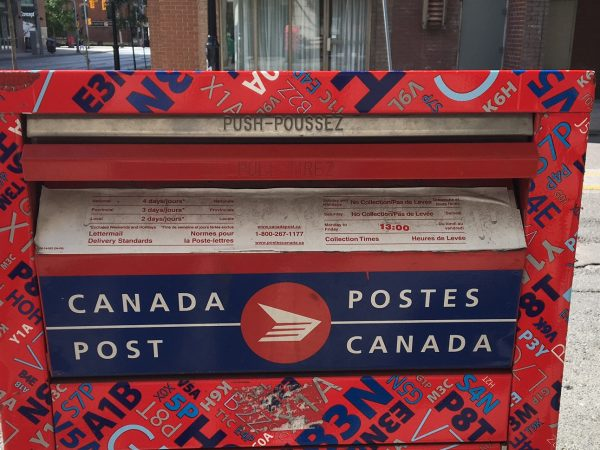 Find the best Canada Post carrier walk routes for your Neighbourhood Mail campaign