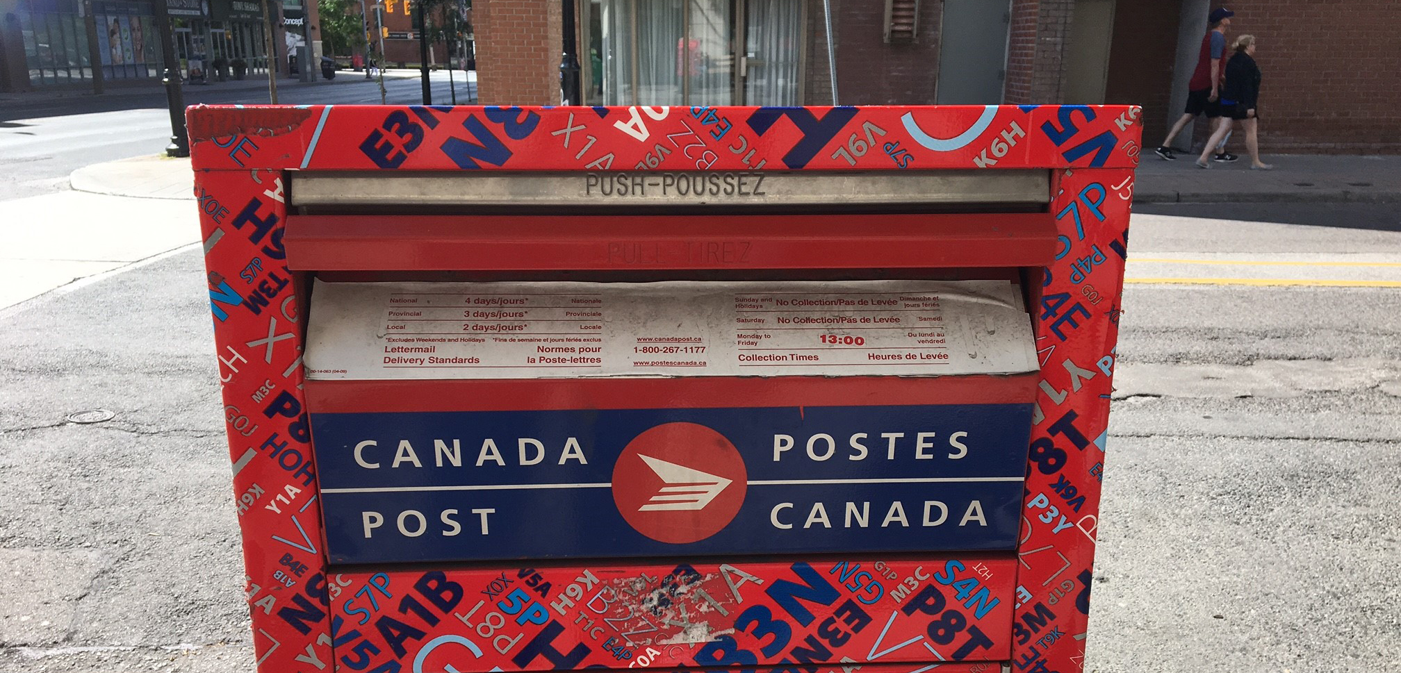 Find the best Canada Post carrier walk routes for your